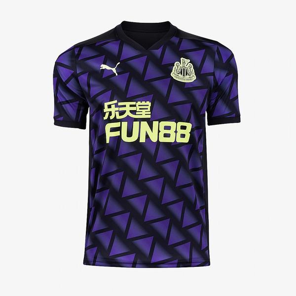 Футболка Ньюкасл Юнайтед резервная сезона 2020-2021