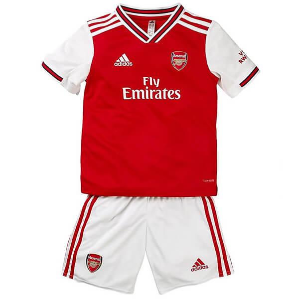 Арсенал (Arsenal) домашняя детская форма сезон 2019-2020