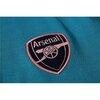 Арсенал спортивный костюм голубой 2020-2021